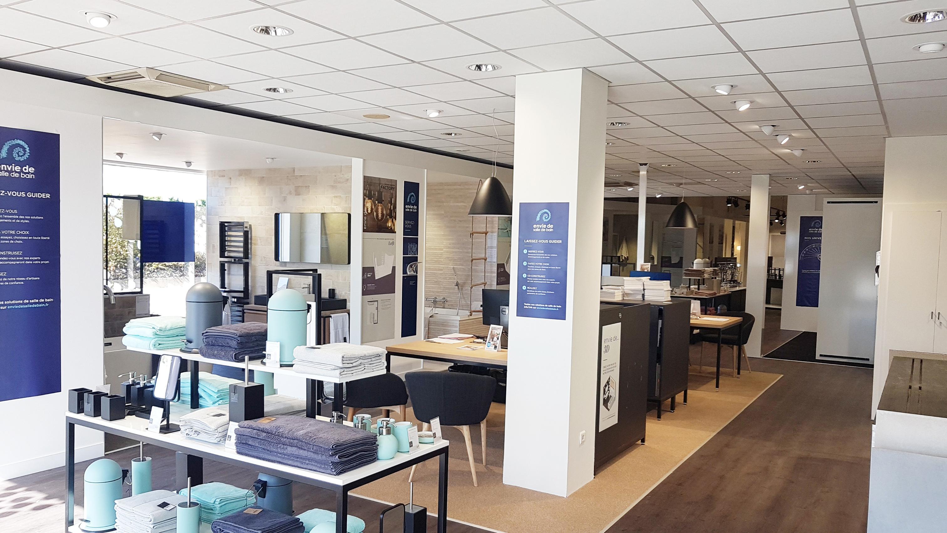 Envie De Salle De Bain Ouvre Son Nouveau Magasin A Dijon 21