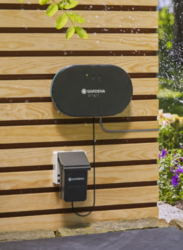 Gardena - Kit smart Irrigation Control