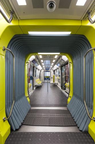 Siemens Mobility_City Val Rennes_intérieur rame