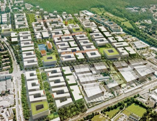 Siemens BT_site Erlangen_BIM