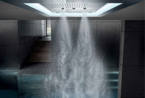 "Grohe - Rainshower F-Series 40"" AquaSymphony"