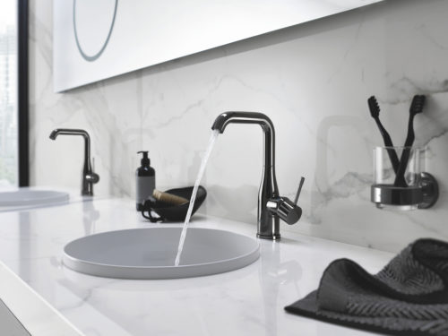 Grohe - Mitigeur Essence Hard Graphic