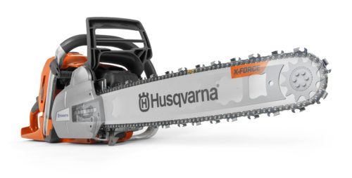 Husqvarna – 562XP avec X-FORCE bar et C85 chain