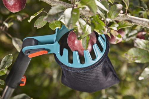 Gardena - Cueille-fruits combisystem
