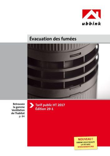 Tarif chauffage 2018 -UBBINK-jpg
