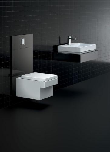 GROHECuvette WC suspendue Cube-jpg