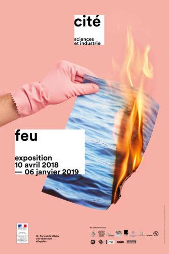 Affiche -Exposition FEU MASTER  2102-jpg