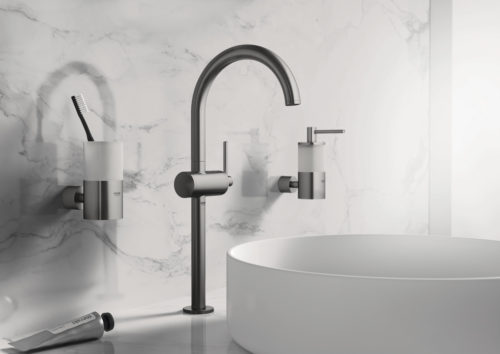 GROHE Mitigeur Lavabo XL supersteel