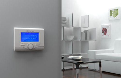 Thermostat connecte – Ariston-jpg