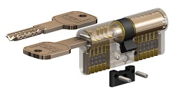 FLLI FACCHINETTI SRLCylindre de securite 14 goupilles-jpg