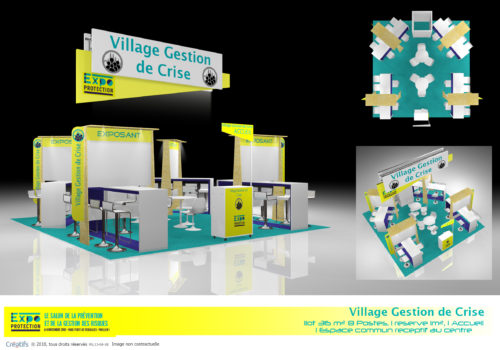 EXPOPROTECTION 2018 – Villages GESTION DE CRISE-jpg