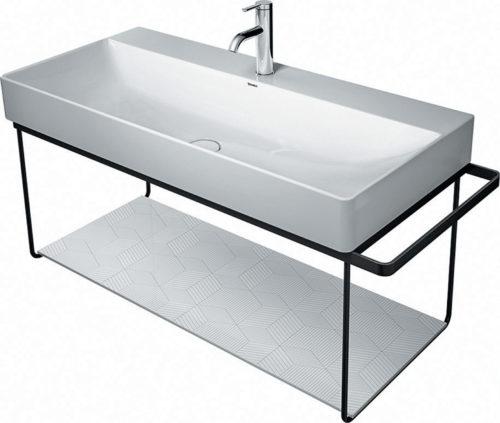 Envie de salle de bain – Lavabo Durasquare marque Duravit-jpg
