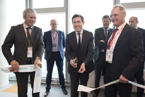 Siemens DFPDDigital Experience Centerinauguration-jpg