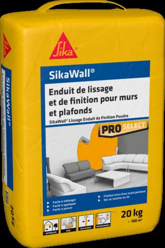SikaWall Lissage enduit de finition poudre-png