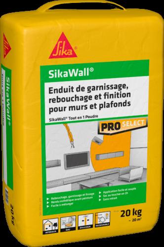 SikaWall Tout-en-1 poudre-png
