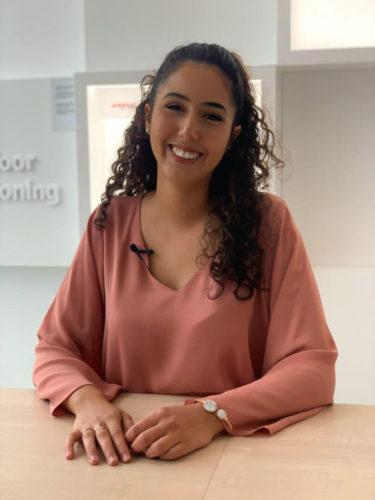 Lynda Aissaoui Chef de projet Qualite de Vie au Travail Siemens SI-jpg