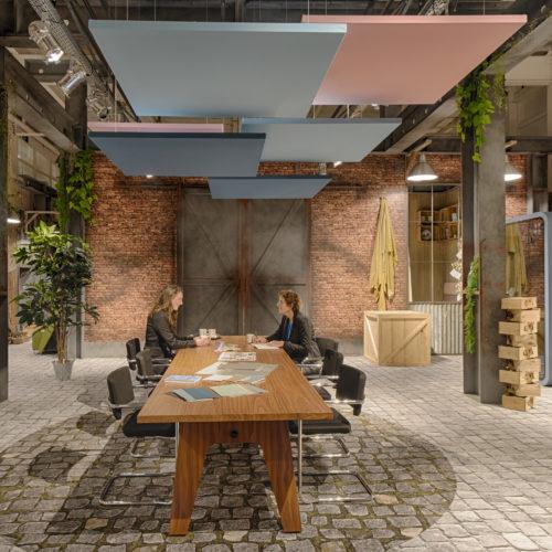 EcophonShowroom SchaffenburgPays BasSolo Textile Heldere Fotografie  1-jpg