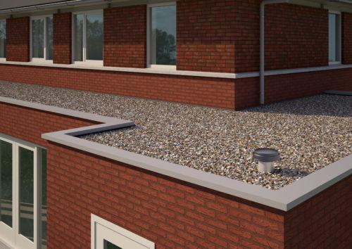 UbbinkToit plat Flat Roof gravier-jpg