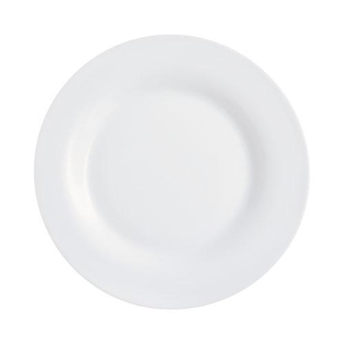 LUMINARC Assiette Vidiris blanche JPG HD AUTO-N111719-jpg