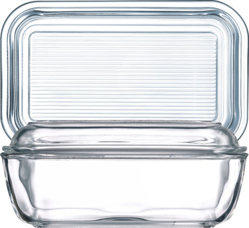 LUMINARC beurrier verre transparent PNG AUTO-N97668-jpg