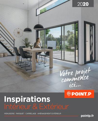 Point-P – Couverture catalogue 2020-jpg