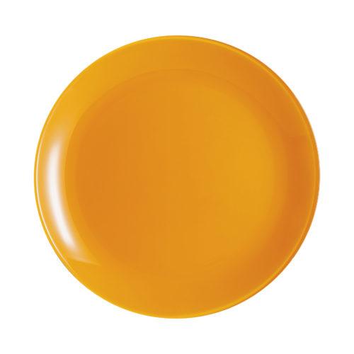 LUMINARC LB ETE 2020 Assiette Arty moutarde-jpg