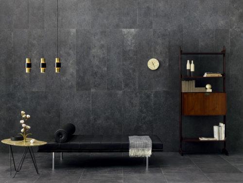 DECOCERAM Silk Stone black chiffon pgssblackchiffonamb-jpg