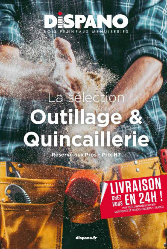 DispanoCouverture catalogue Outillage et Quincaillerie-jpg