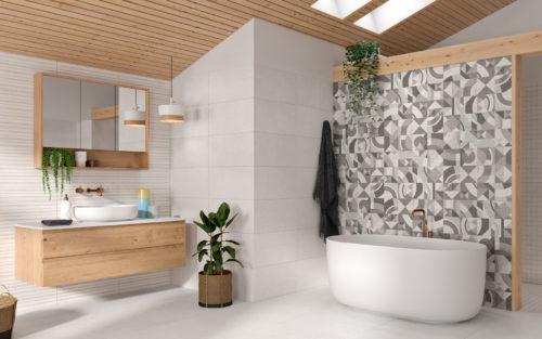 Salle de bains le mariage beton et mosaique-jpg