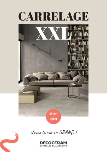 Couverture catalogue Carrelage XXL 2020-2021-jpg