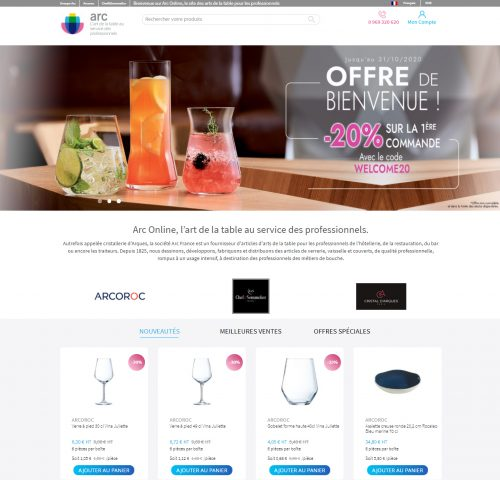 Arc Online Home page-jpg