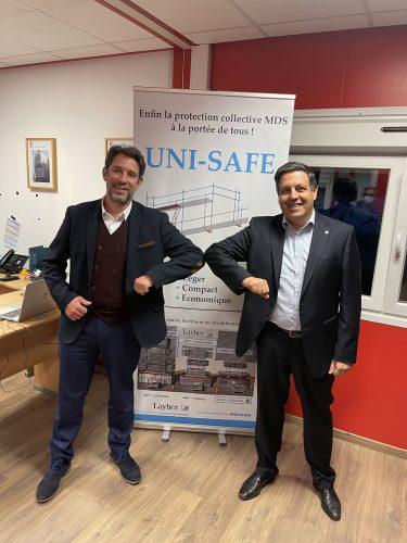 Partenariat EVEREST Echafaudages et Layher France -jpg