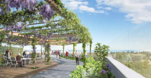 EHPAD CANNESVUE TERRASSE-Groupe MAES Architectes Urbanistes-jpg