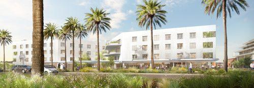 EHPAD CANNESVUE PARVISGroupe MAES Architectes Urbanistes-jpg