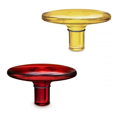CHEFSOMMELIER-Bouchon verre de couleur 1-jpg