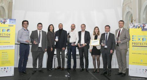 Lauréats Trophées Expoprotection 2016 ©Stéphane Laure.jpg