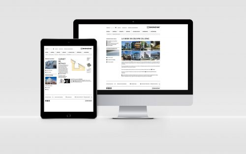 Site web Guide du zinc RHEINZINK ©RHEINZINK.jpg