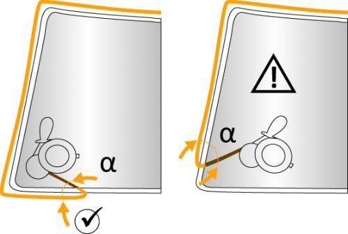 Enroulage du fil nylon avec le Sika SmartCut-jpg