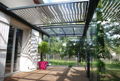 AZENCO GROUPE - Pergola bioclimatique R-Sky - All Sky -JPG