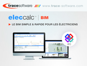 TRACE SOFTWARE INTERNATIONAL - elec calcTM BIM-jpg