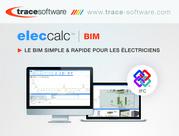 TRACE SOFTWARE INTERNATIONAL - elec calcTM BIM-jpg