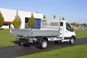 FORD AUTOMOBILES SAS - FORD FRANCE - Ford Transit Chassis Cabine L3-jpg