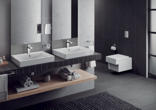 Grohe - Collection Cube Ceramic