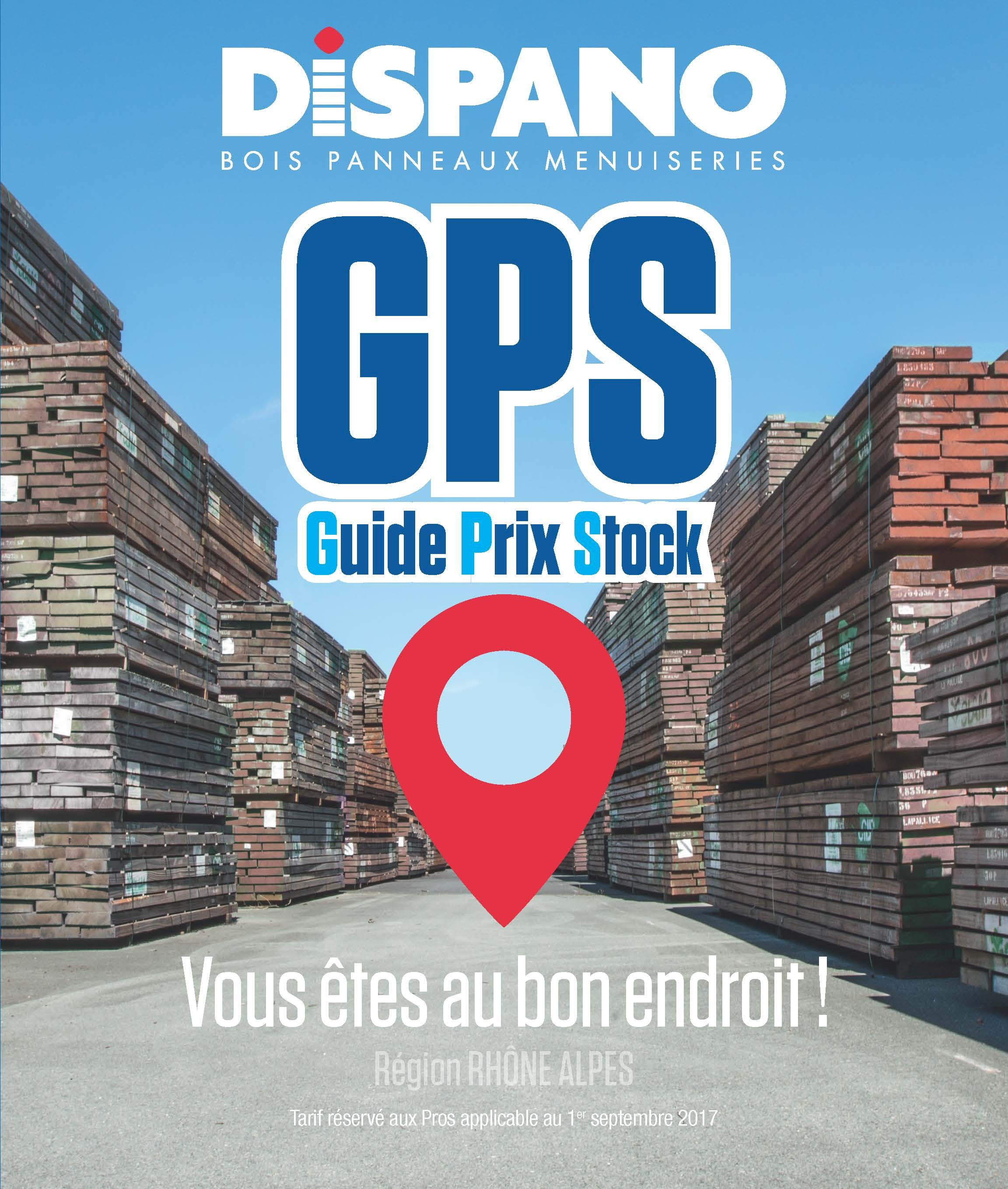 Dispano - Couverture GPS
