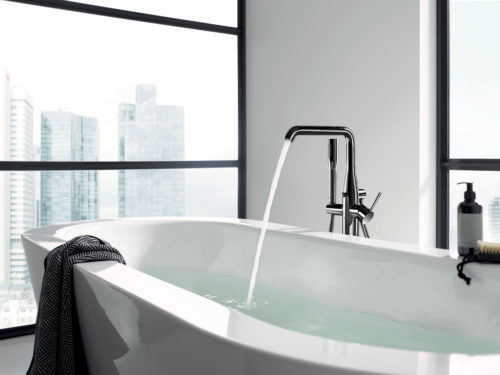 Grohe - Mitigeur Essence Bain/Douche Hard Graphic