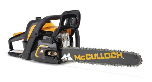 McCulloch - CS50S