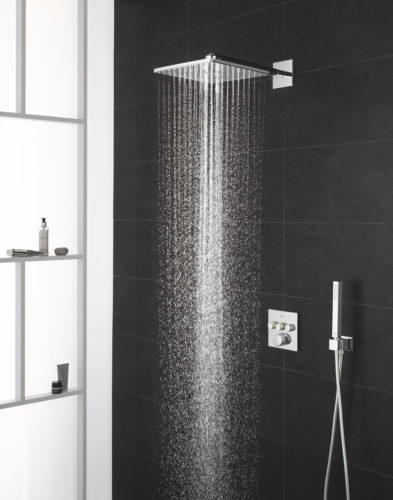 Grohe - SmartControl encastré & Set de douche Rainshower 310