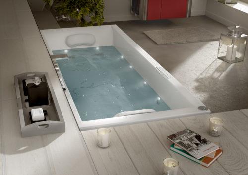Aquarine - Spanéo sur baignoire Maestro