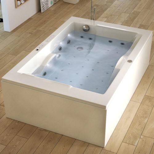 Aquarine - Spanéo sur baignoire Confidence