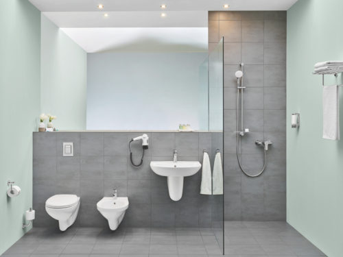 Grohe - Collection Bau Ceramic